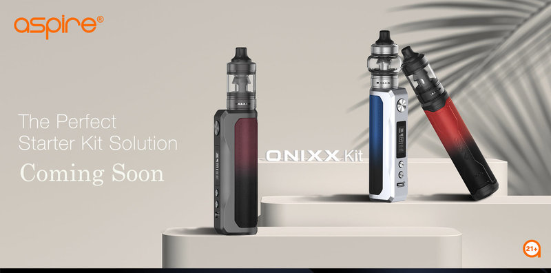 Aspire Onixx Kit [SigarettaElettronicaForum.com]