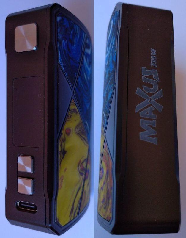 [SigarettaElettronicaForum.com] Freemax Maxus 200W
