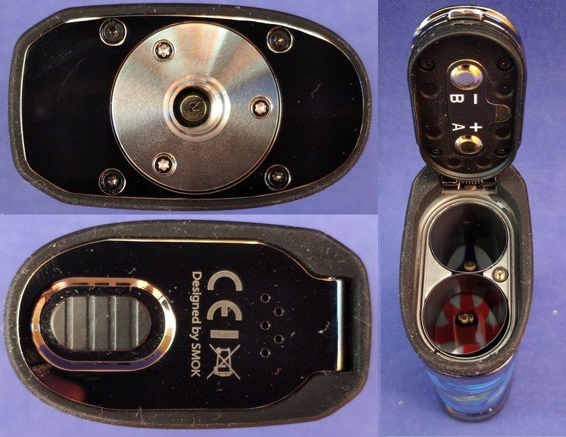 Smok Scar-18 TFv9 Kit 230W [SigarettaElettronicaForum.com]