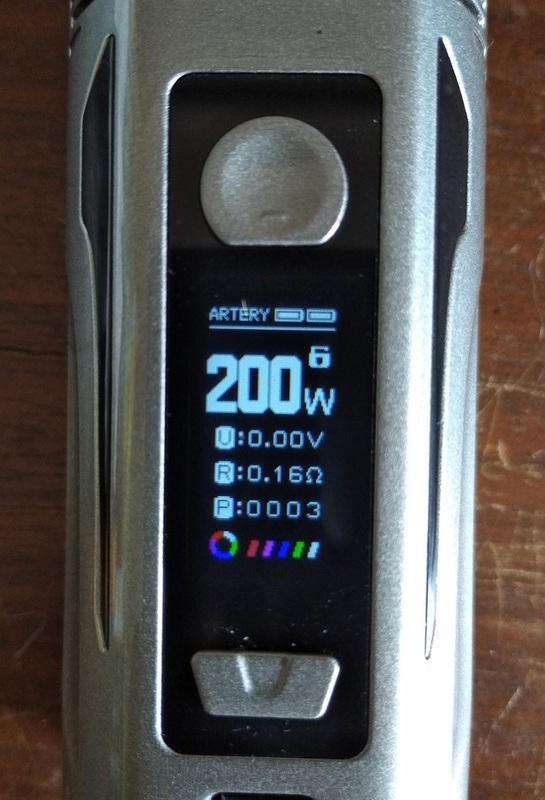 Artery Nugget GT Mod Pod Kit 200W [SigarettaElettronicaForum.com]