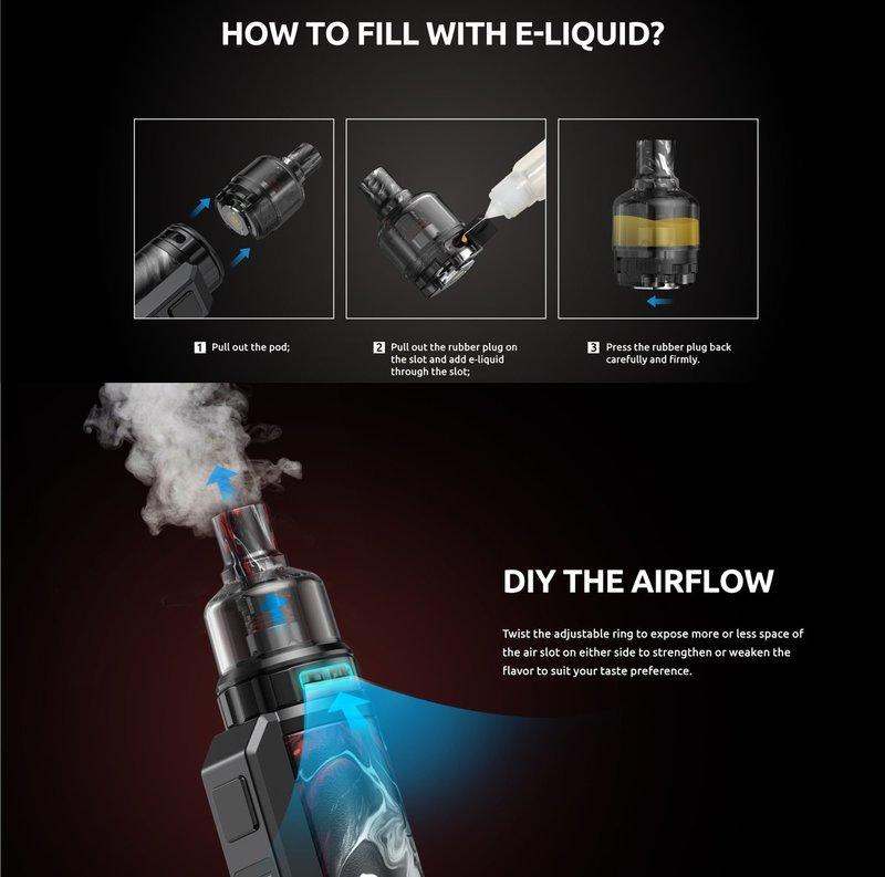 SMOK Thallo S 100W & Thallo 80W Kit [SigarettaElettronicaForum.com]