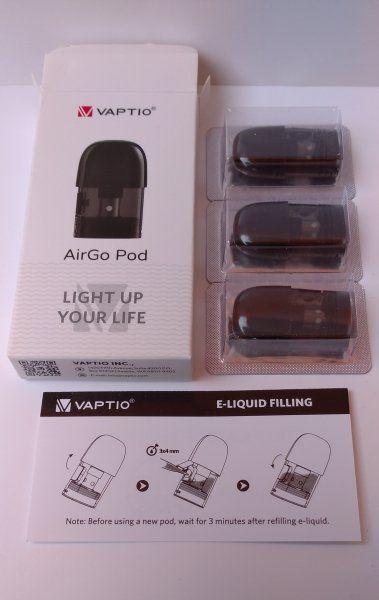 Vaptio AirGo [SigarettaElettronicaForum.com]