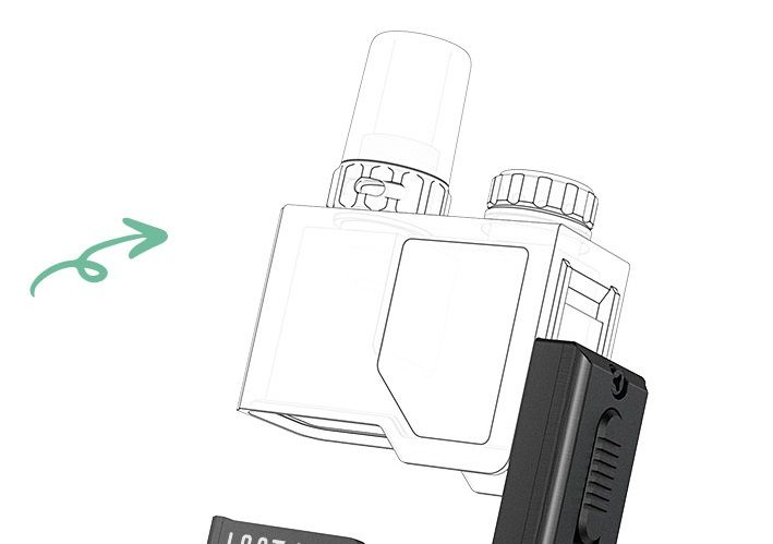 [SigarettaElettronicaForum.com] Lost Vape Orion Plus DNA Pod Kit