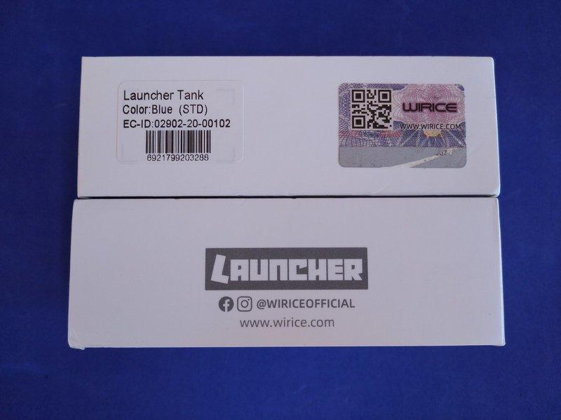 [SigarettaElettronicaForum.com] Launcher Tank By Wirice & HellVape