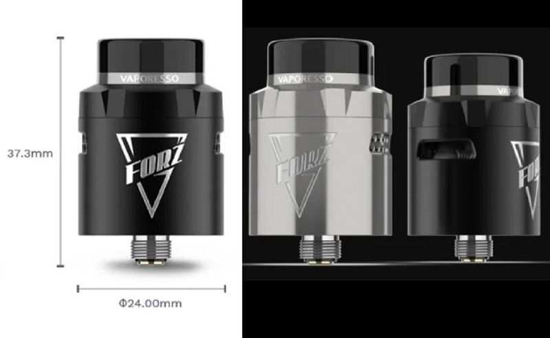 Vaporesso FORZ TX80 RDA 24mm [SigarettaElettronicaForum.com]