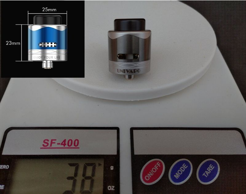 [SigarettaElettronicaForum.com] Univapo Symba RDA Mesh Coil-Single-Dual-Triple Coil