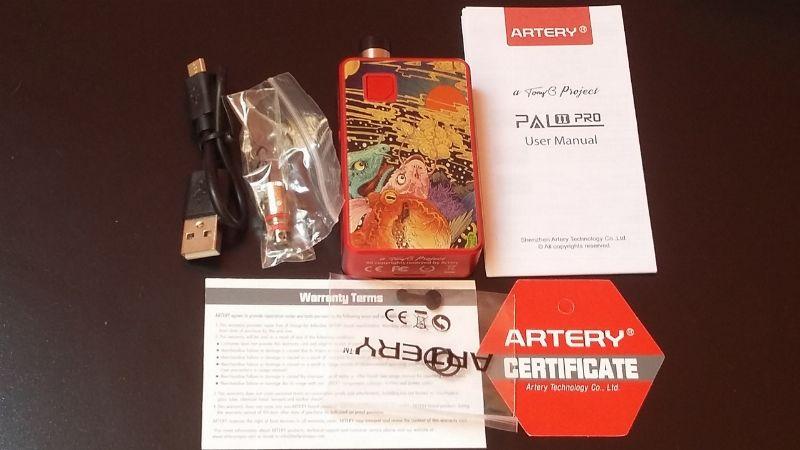 Artery Pal II Pro-Pod Mod [SigarettaElettronicaForum.com]
