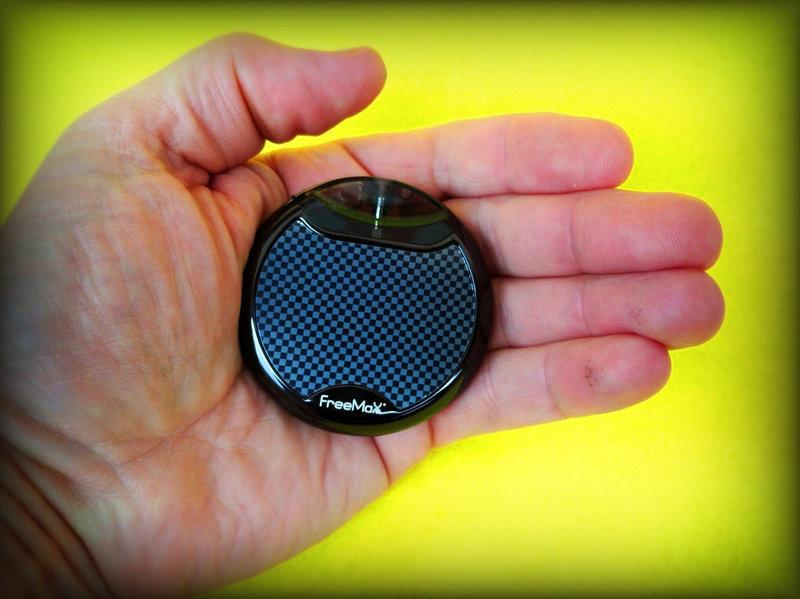 FreeMax MaxPod Circle [SigarettaElettronicaForum.com]