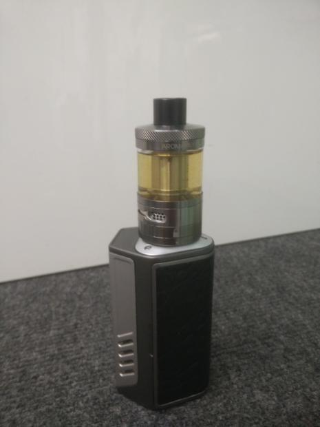 [SigarettaElettronicaForum.com] RIGENERAZIONE: AROMAMIZER PLUS 30MM BY STEAM CRAVE