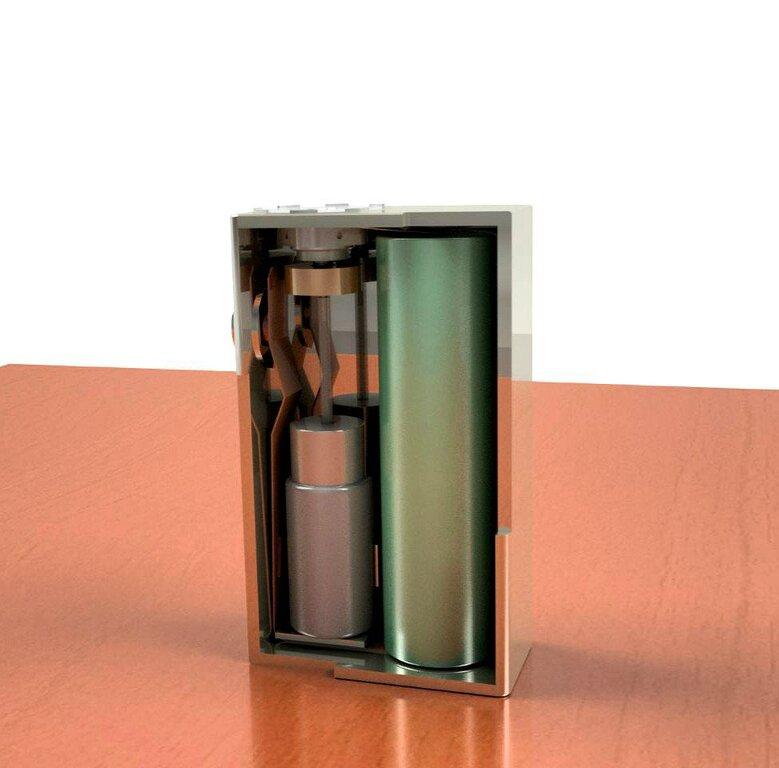 Render Box BF A Lamelle Custom [SigarettaElettronicaForum.com]