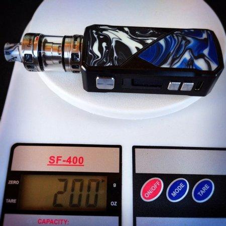Freemax Maxus 50W + Fireluke 22 Resin Edition [SigarettaElettronicaForum.com]