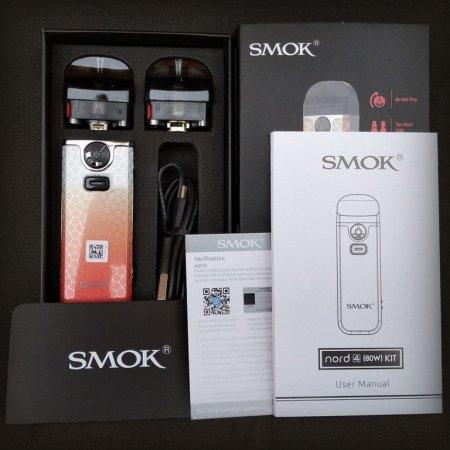 SMOK Nord 4 Kit 80W [SigarettaElettronicaForum.com]