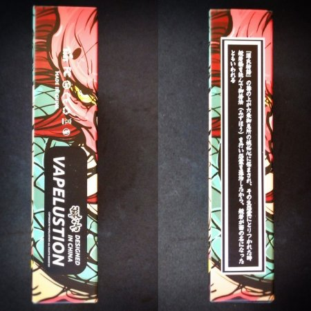 Vapelustion Hannya Box Mod 230W [SigarettaElettronicaForum.com]