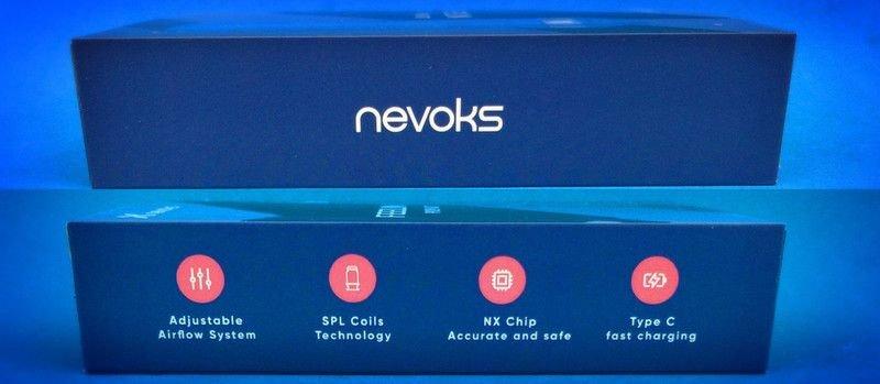 Nevoks Feelin Pod Kit [SigarettaElettronicaForum.com]