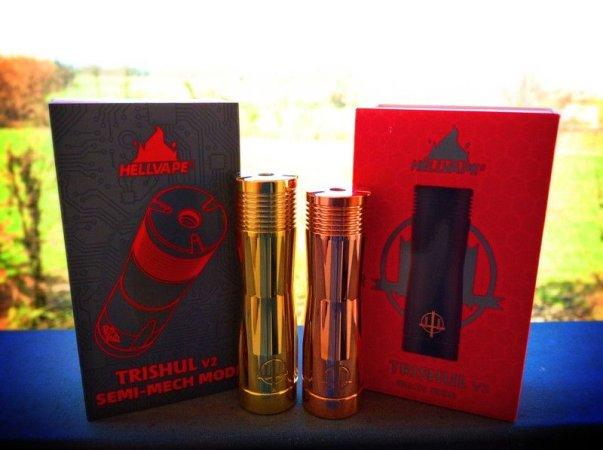 Hellvape Trishul v2 Semi-Mech Mod [SigarettaElettronicaForum.com]