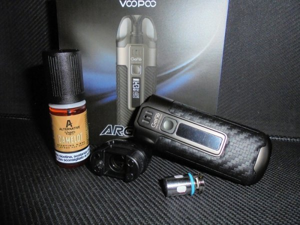 Voopoo Argus AIR [SigarettaElettronicaForum.com]