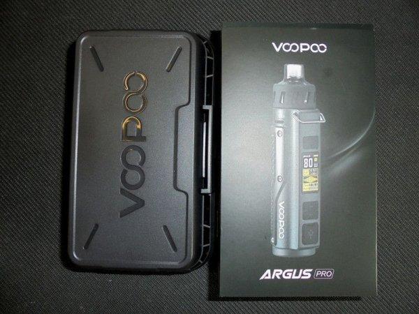 Voopoo Argus & Argus Pro [SigarettaElettronicaForum.com]