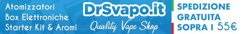 DrSvapo.it | Vape Quality Store